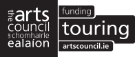 arts council of Ireland funding touring