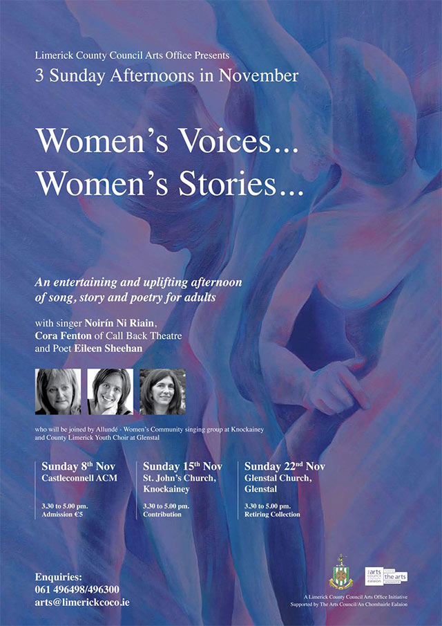 Women's Voices... Women's Stories...